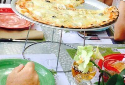 Pizza L'ormeau Cabrières d'Aigues