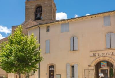 Eglise Romégas La Tour d'Aigues