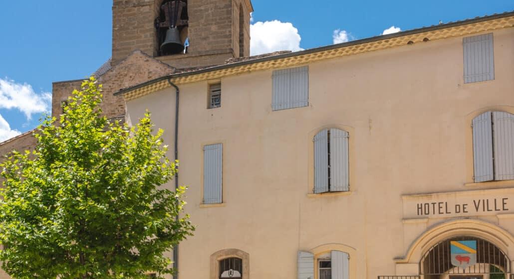 Mairie de la Tour d'Aigues