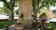 Boucle découverte de Vitrolles en Luberon à Peypin d'Aigues.