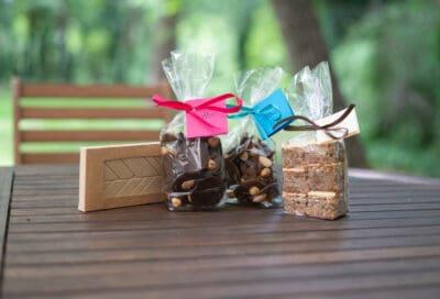 Chocolats Gazezau