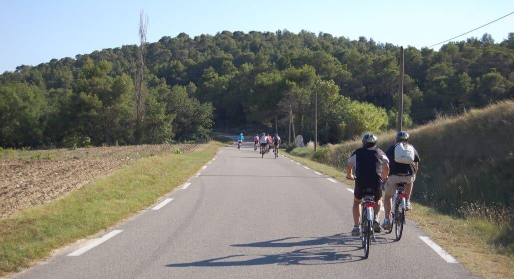 Boucle découverte de Vitrolles en Luberon à la Bastide des Jourdans