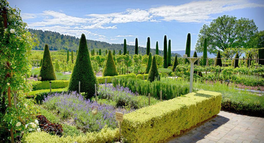 Jardin remarquable Val Joanis