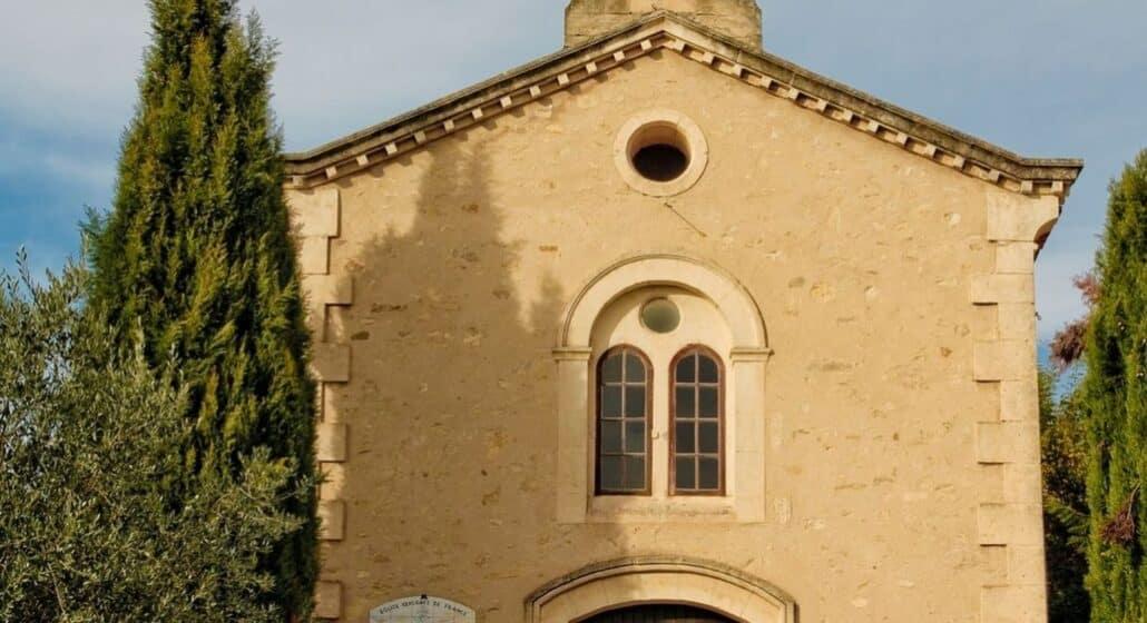 Temple Peypin d'Aigues