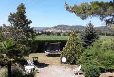 Une bastide en Luberon