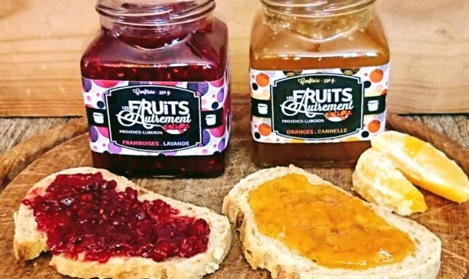 confiture Fruits Autrement