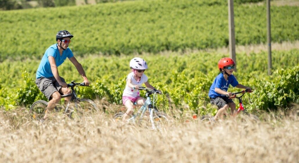 Parcours VTT La Tour d'Aigues