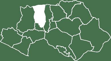 localisation du village de Cabrières d'Aigues sur la carte