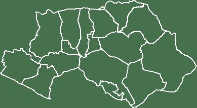 Carte du massif du Luberon