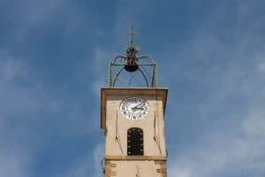 L'eglise et la fontaine Saint-Marc