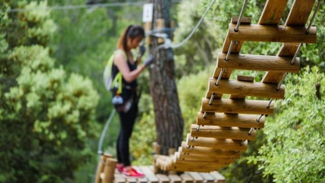 Forest Sensations La Tour d'Aigues