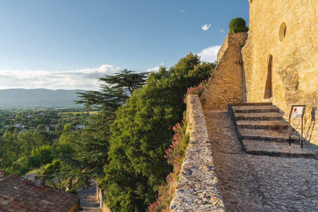 Le balcon Ansouis