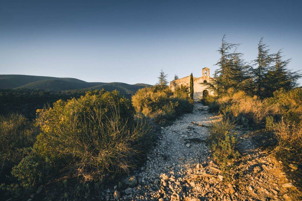 Chapelle de l'Ermitage de Cucuron
