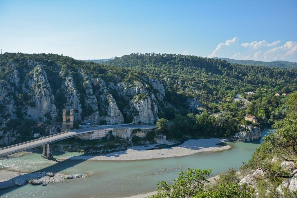 Pont de Mirabeau- Vaucluse (84)