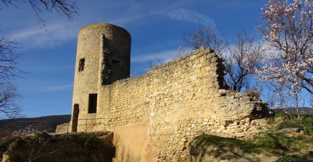 La tour sus pouce de Cucuron