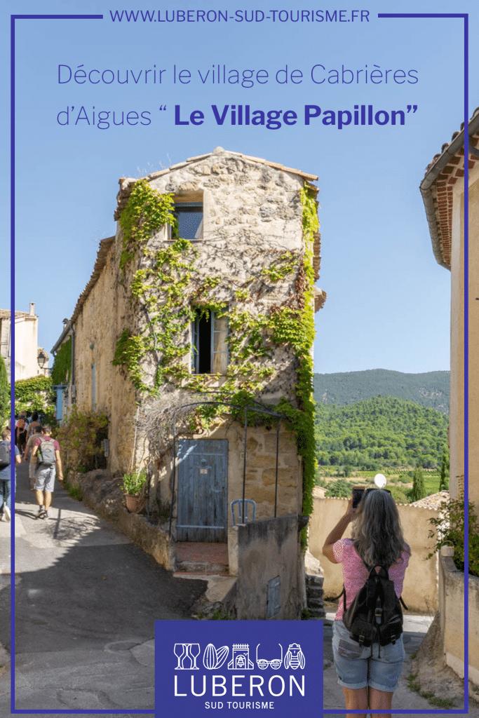 Découvrir Cabrières d'Aigues dans le Sud Luberon