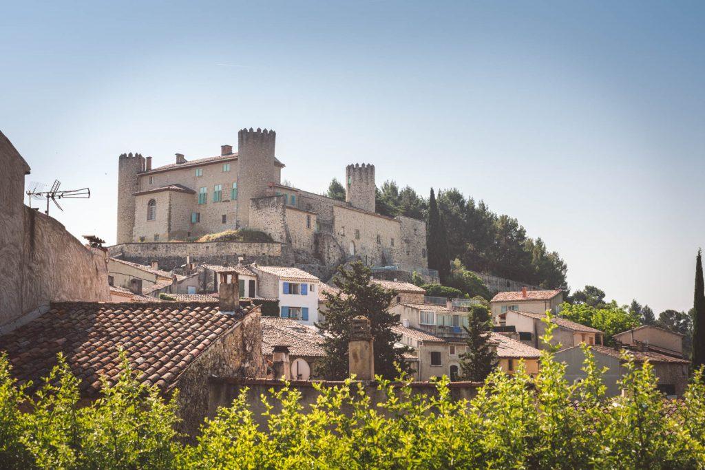Mirabeau - Chateau