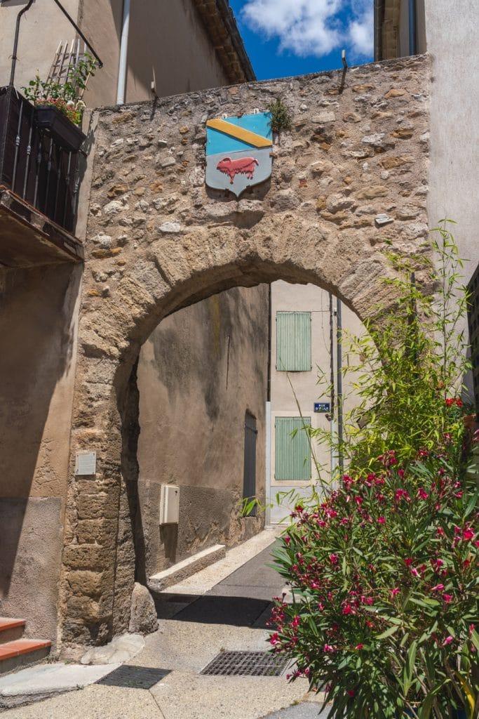 Le portail des remparts