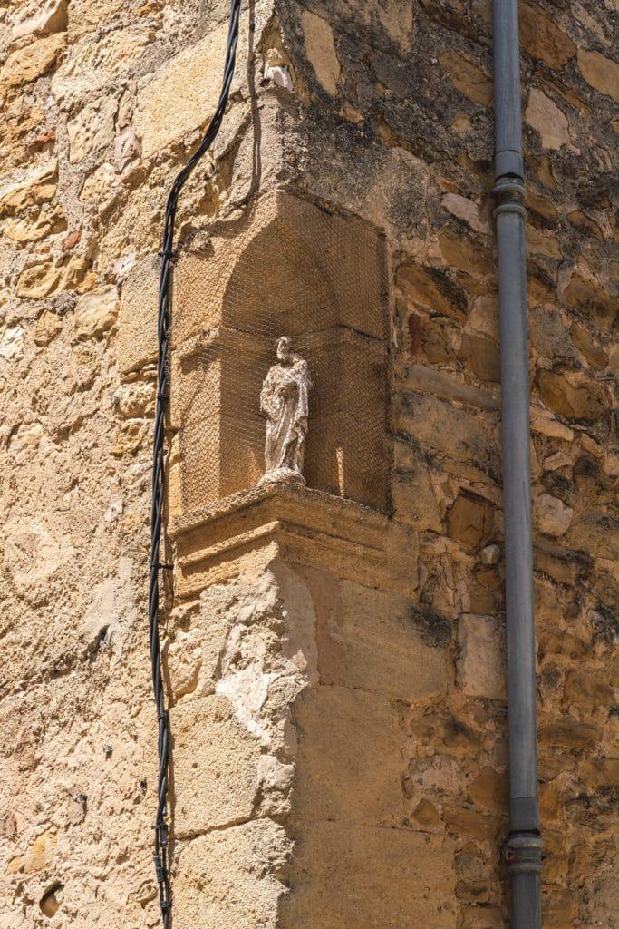 oratoire de la tour d aigues
