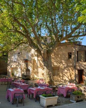Café du Luberon Peypin d'Aigues