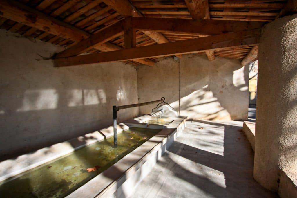 lavoir Peypin d'Aigues