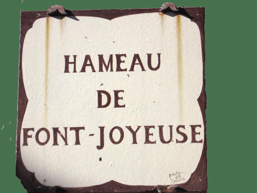 Fontjoyeuse Peypin d'Aigues