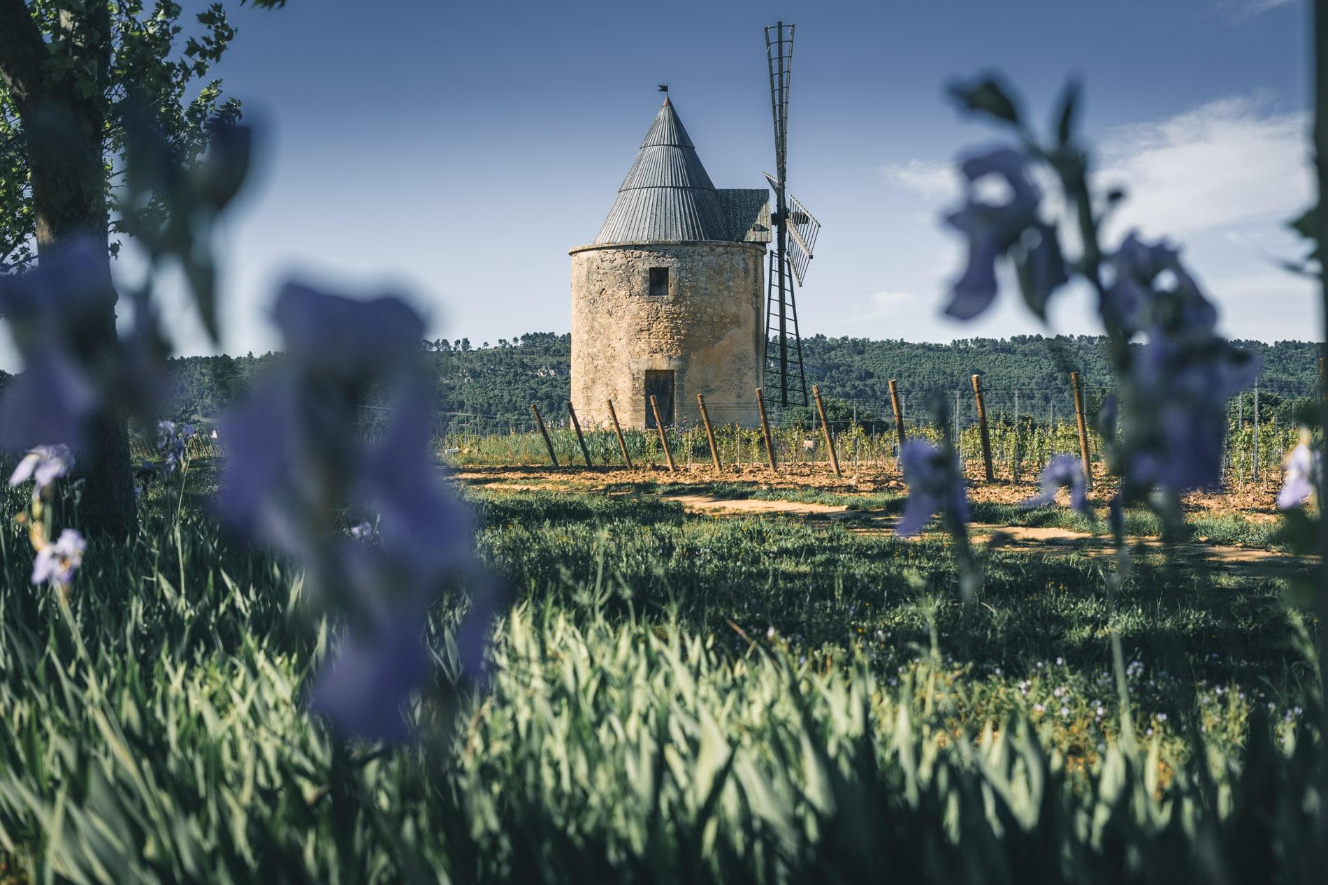 Le moulin de Sannes