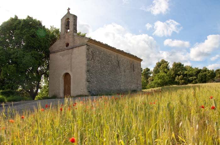 la chapelle saint pierre sannes