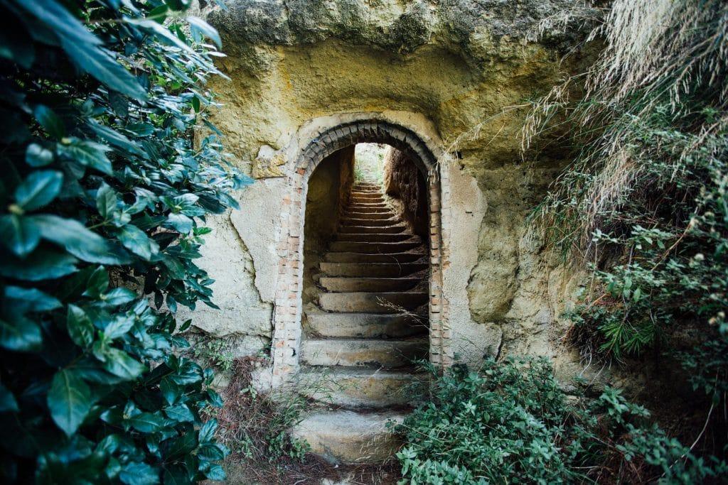 Grottes troglodytes de Cadenet