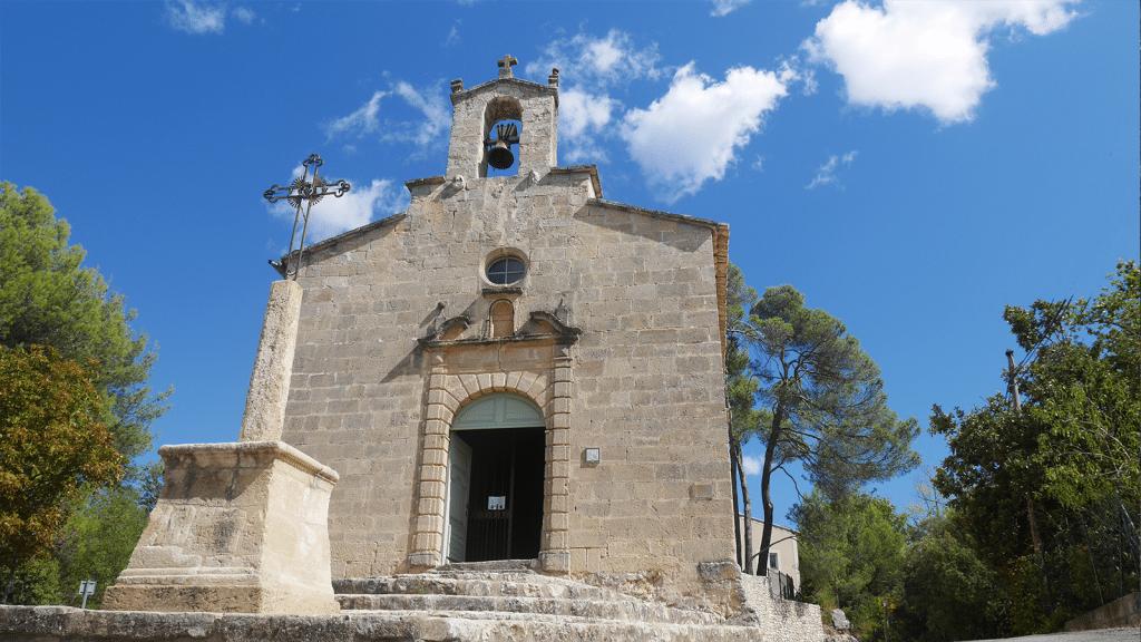La Chapelle Notre-Dame de Consolation Vaucluse, La Bastide des Jourdans