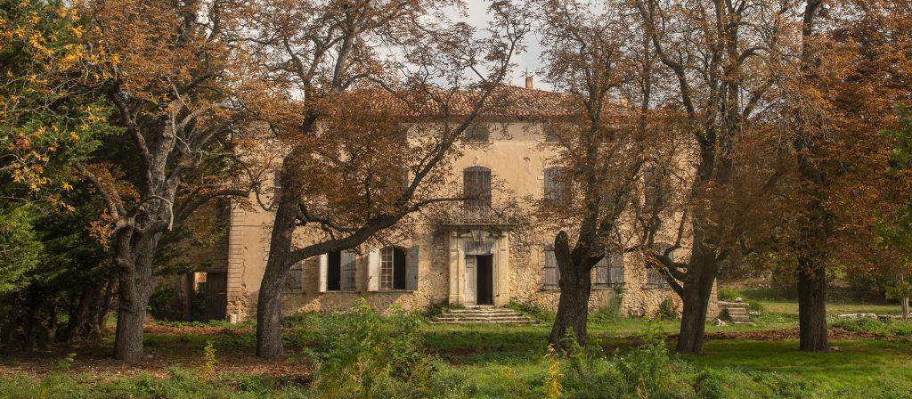 Château Grand Pré Vitrolles Luberon