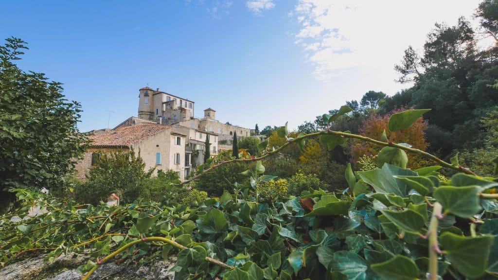 Château de la Bastide des Jourdans