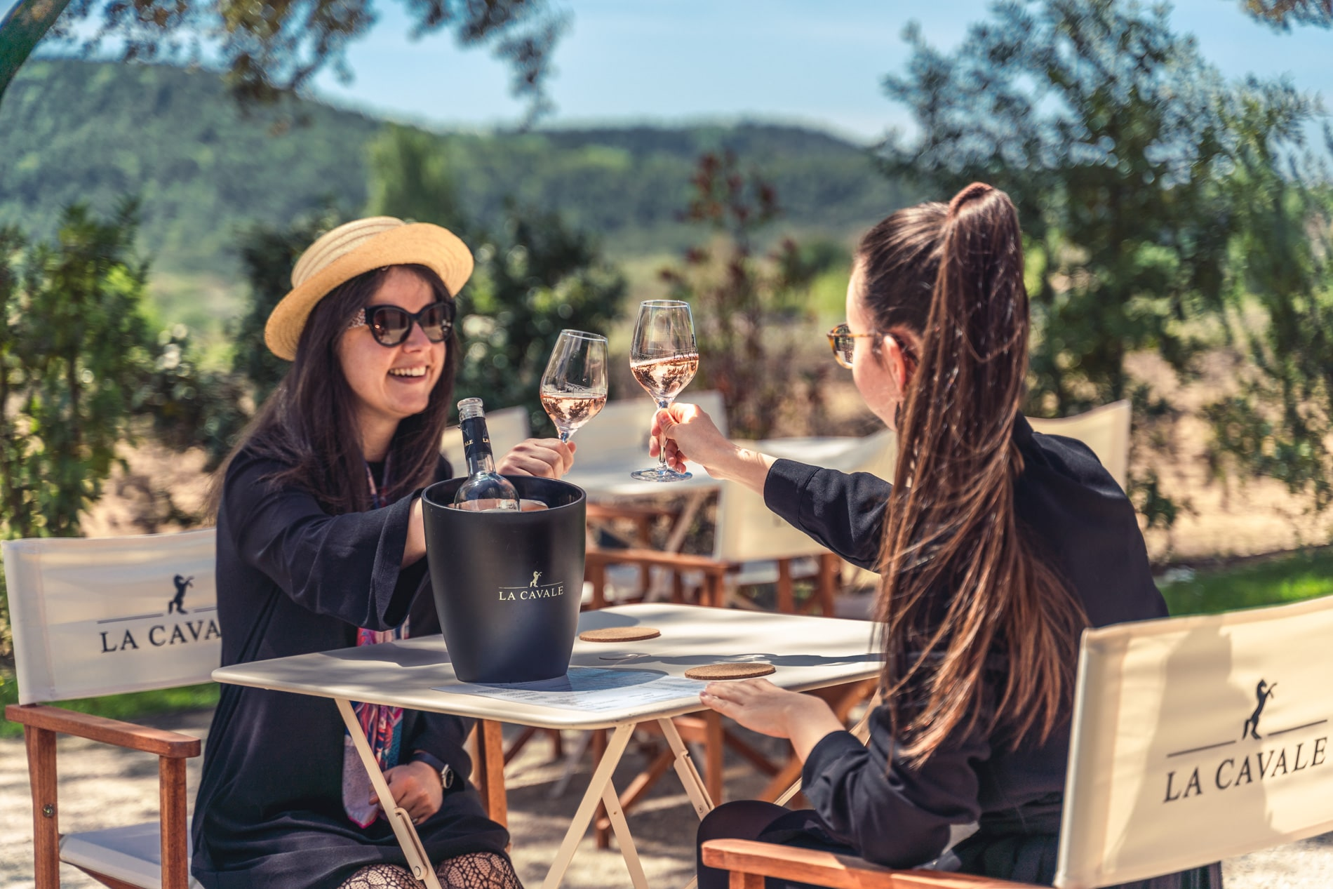 Domaines viticoles Sud Luberon Provence