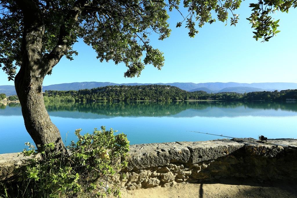 Etang de la Bonde - Cabrières d'Aigues