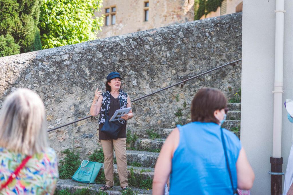 Visite guidées villages du sud Luberon