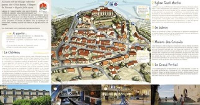 Carte d'Ansouis