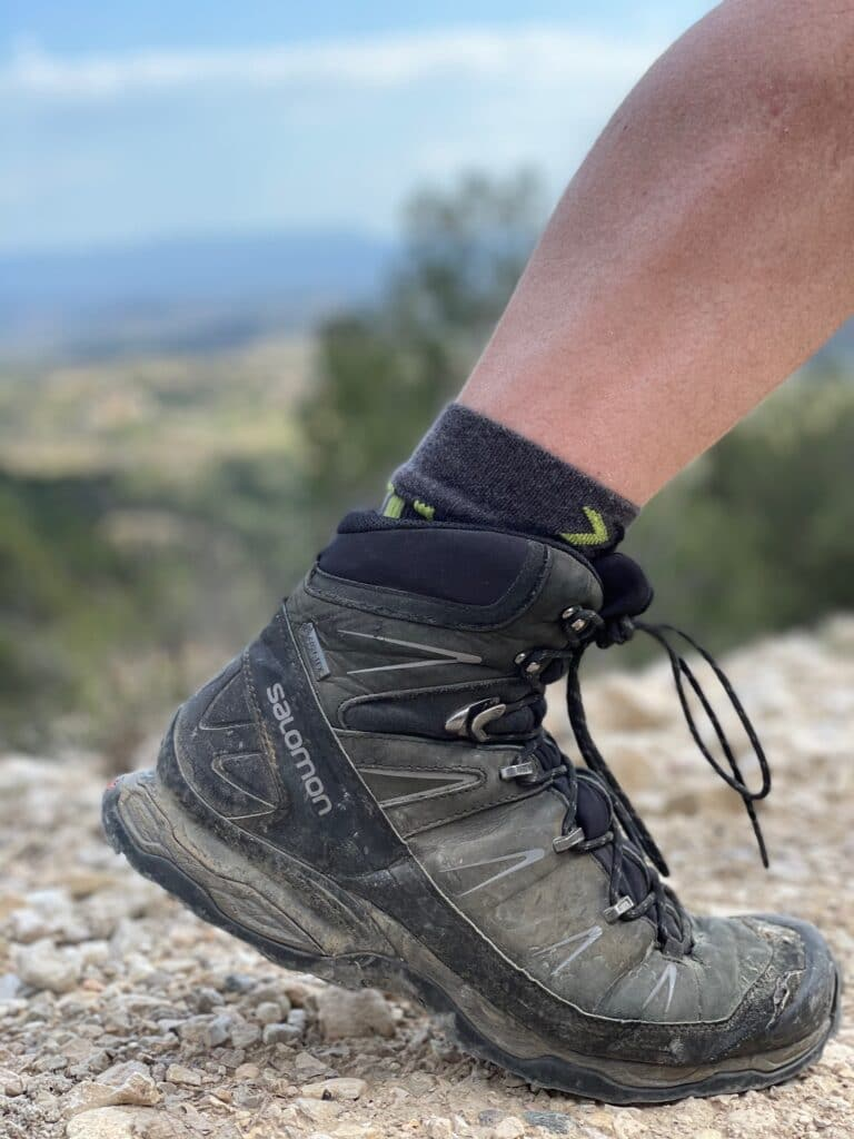 chaussures de randonnee