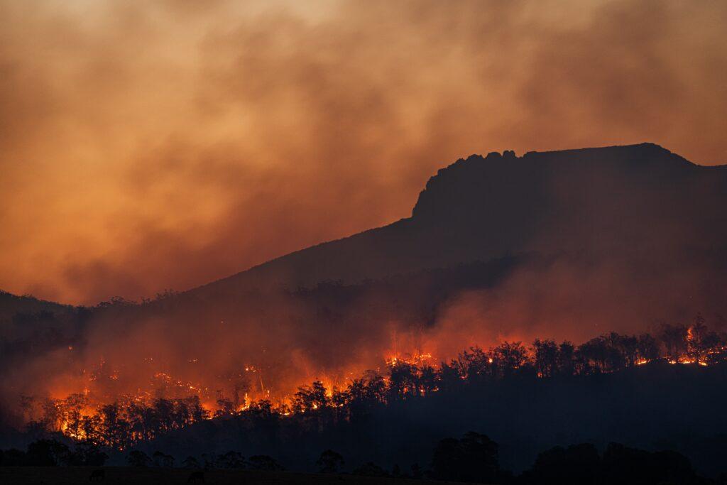 Risque incendie Luberon